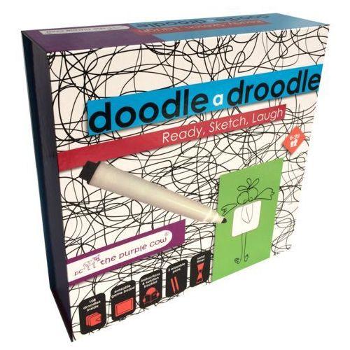 Gra edukacyjna Purple Cow - Doodle A Droodle 7290016026108 (7290016026108)