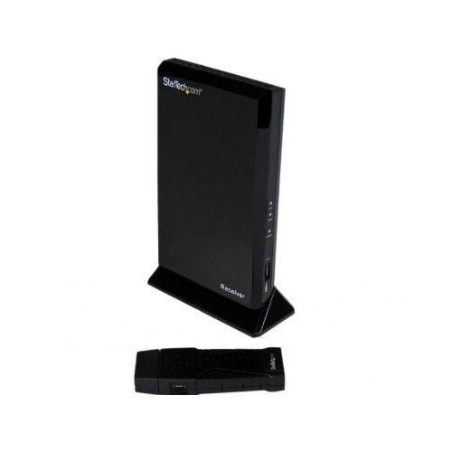 Startech Wireless HDMI Video Extender z Transmitter, czarny (0012303910658)