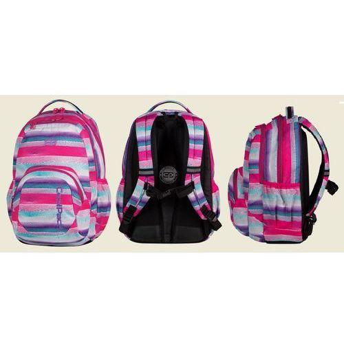 CoolPack Smash Plecak Szkolny 26L Pink Twist 63678CP (5907690863678)