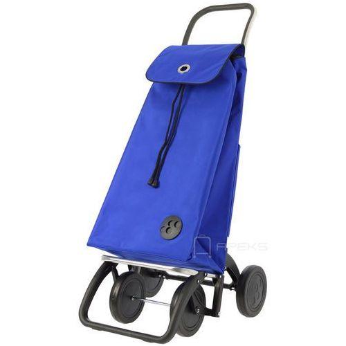 Rolser dos+2 wózek na zakupy / 4-kołowy / imx002 azul / niebieski - niebieski