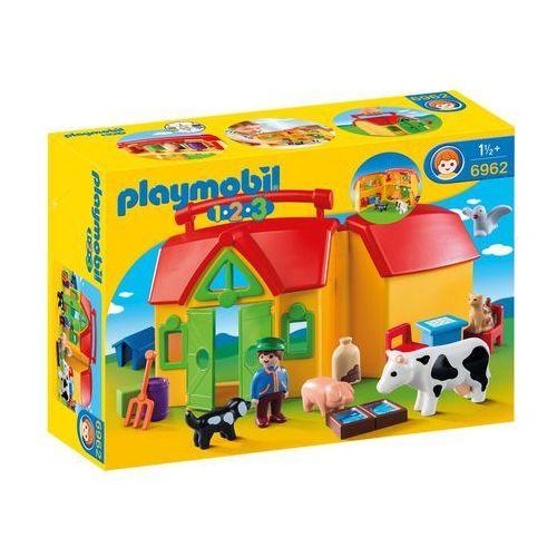 Playmobil Moje przenośne gospodarstwo rolne 6962 - BEZPŁATNY ODBIÓR: WROCŁAW!