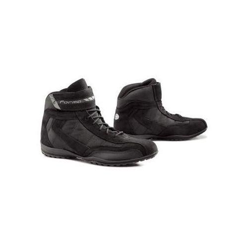 buty rookie czarne, Forma