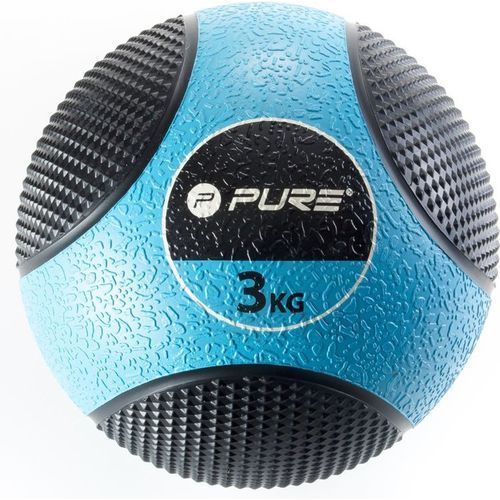 Pure2improve Piłka lekarska pure 2 improve p2i110010 niebiesko-czarny + darmowy transport!