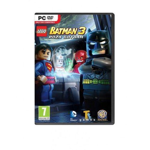 OKAZJA - Lego Batman 3 Poza Gotham (PC)