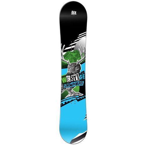 Westige deska snowboardowa Max Rental 167w