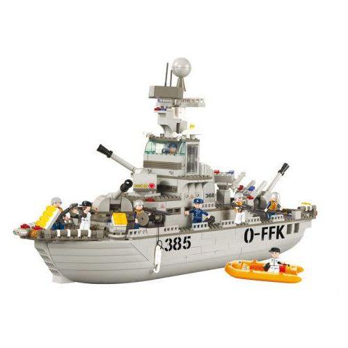 Sluban Navy krążownik z załogą M38-B0126