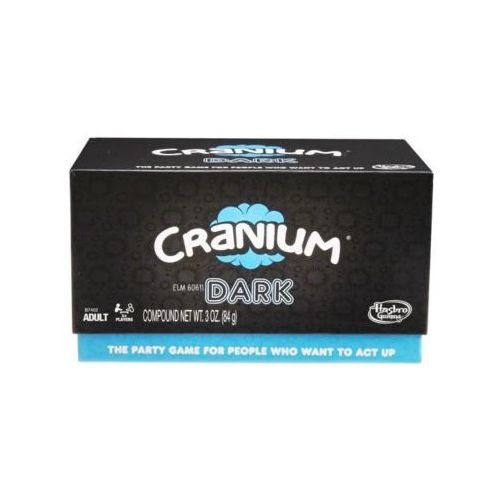 Hasbro Gra cranium dark - darmowa dostawa od 199 zł!!! (5010993401222)