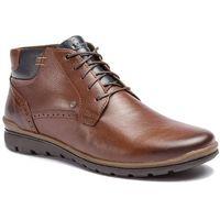 Trzewiki LASOCKI FOR MEN - MB-TOLEDO-01BIG Brown, kolor brązowy