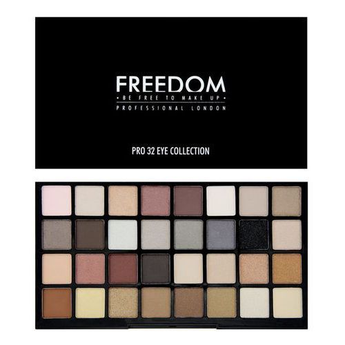 Gdzie Tanio Kupic Freedom Pro 32 Innocent Collection Paleta Cieni