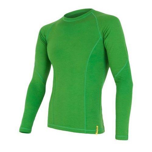 Sensor koszulka termoaktywna z długim rękawem Merino DF M safari XL (8592837047416)