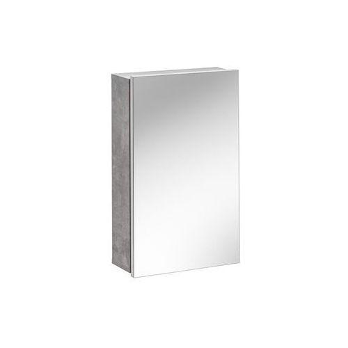 Szafka wisząca z lustrem 40 cm 1d, kolekcja atelier marki Comad