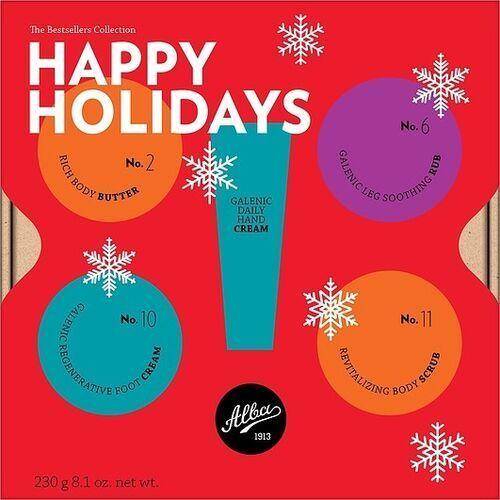 Zestaw świąteczny kosmetyków 5 el. marki Alba1913