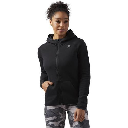 Bluza z kapturem Reebok Quik CF0316, kolor czarny