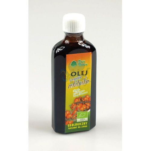 Olej z rokitnika BIO 100ml (olej, ocet)