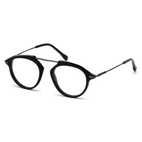 Okulary korekcyjne to5181 001 marki Tods