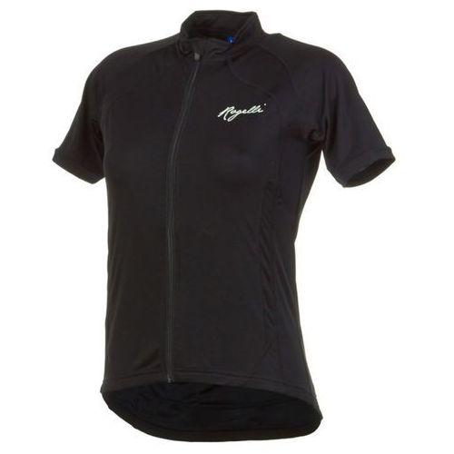 Koszulka  bice czarna - czarny, Rogelli
