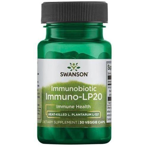Swanson Immunobiotic Immuno-LP20 50mg (Probiotyk) - (30 kap) (0087614190280)