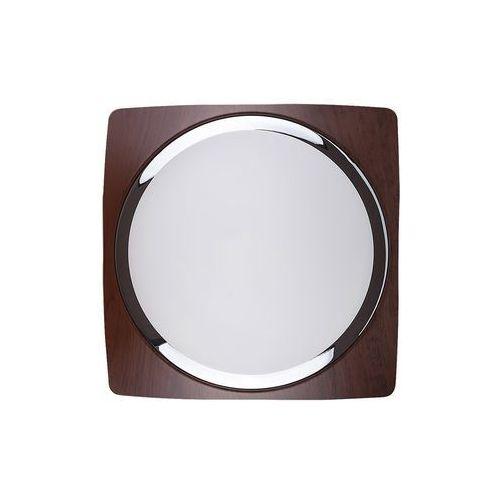 Plafon lampa sufitowa Rabalux Princessa 2x40W E27 wenge chrom/biały 3679, 3679