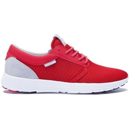 buty SUPRA - Hammer Run Red-White (602)