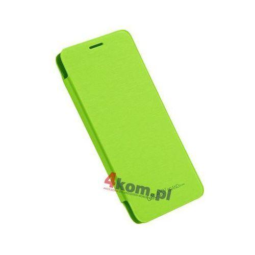 Etui flip cover zielony do Samsung Galaxy Grand Prime - Zielony