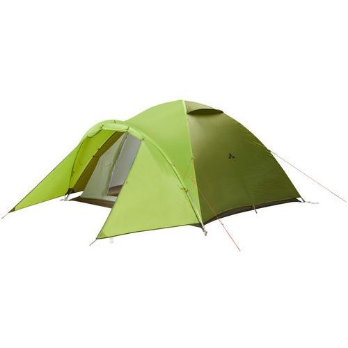 VAUDE Campo Grande XT 4P Namiot, chute green 2020 Namioty kopułowe (4052285819866)