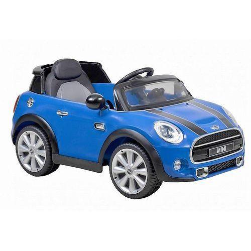 Hecht czechy Hecht bmw mini hatch blue samochód elektryczny akumulatorowy auto jeździk zabawka dla dzieci z pilotem oficjalny dystrybutor autoryzowany dealer hecht (8595614917384)