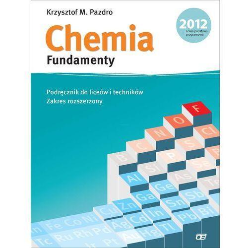 Chemia Fundamenty Podręcznik Z Płytą Cd Zakres Rozszerzony (2012)