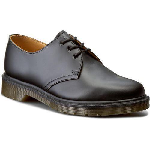 Półbuty DR. MARTENS - 1461 Pw 10078001 Black, kolor czarny