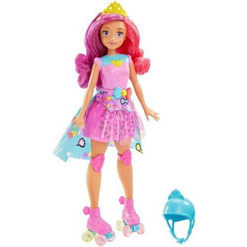 BARBIE DTW00 Video Game Hero Barbie w świecie gier Lalka z grą pamięciową 3+ | DARMOWA DOSTAWA OD 150 ZŁ!