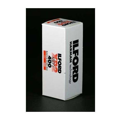 Ilford film xp2 400 typ 120 negatyw czarno-biały do procesu c-41