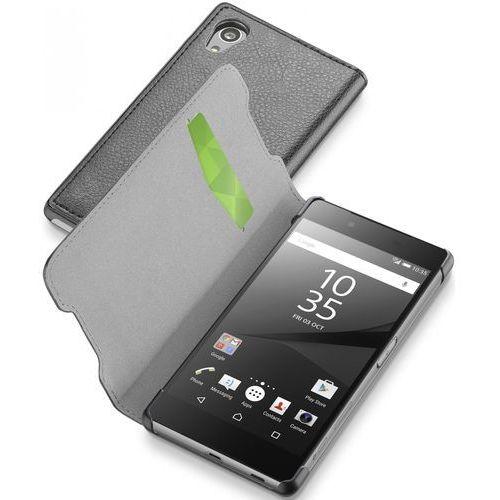 Etui CELLULAR LINE Book Essential do Sony Xperia Z5 Premium Czarny (8018080254598)