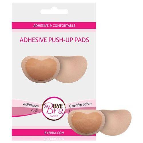 Bye bra Wkładki push-up - adhesive push-up pads nude byebra