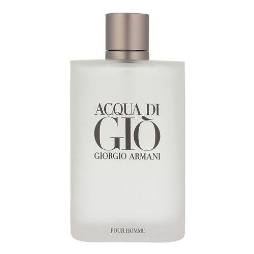 Giorgio Armani Acqua Di Gio Men 200ml EdT - produkt z kategorii- Wody toaletowe dla mężczyzn