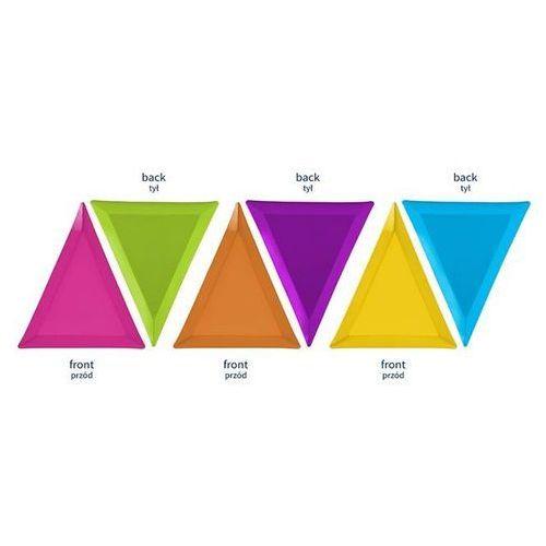 Ap Talerzyk potworki mix kolorów 19,5x23,5x23,5 [6 szt.] -. (5902230729063)