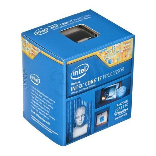 Intel Core i7-4790K 4.0 GHz - Devils Canyon - Socket 1150 - box