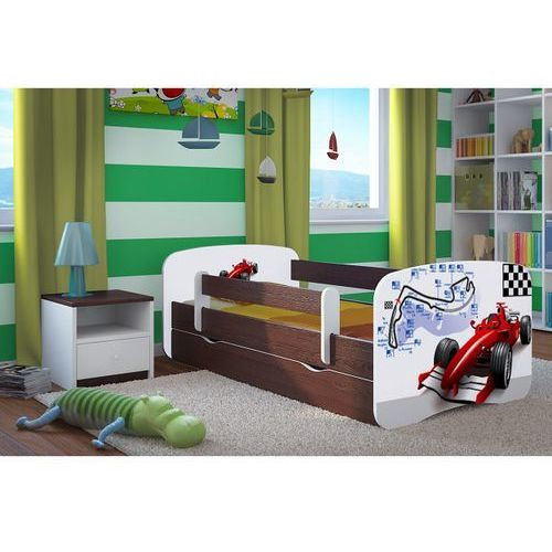 Łóżko dziecięce babydreams formuła kolory, promocja spokojny sen marki Kocot-meble