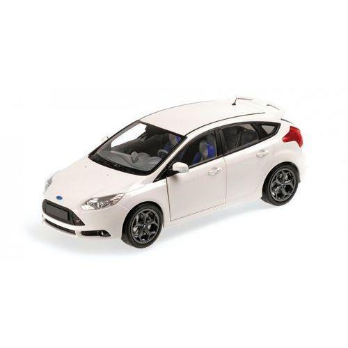 MINICHAMPS Ford Focus ST 2011 (white) (4012138124042)