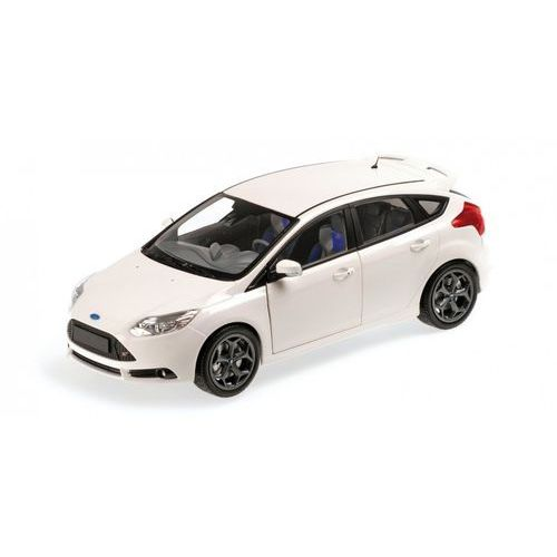 MINICHAMPS Ford Focus ST 2011 (white)