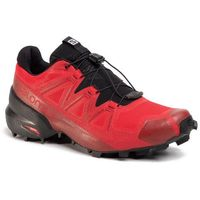 Buty SALOMON - Speedcross 5 409680 28 G0 Barbados Cherry/Black/Red Dahlia, w 3 rozmiarach
