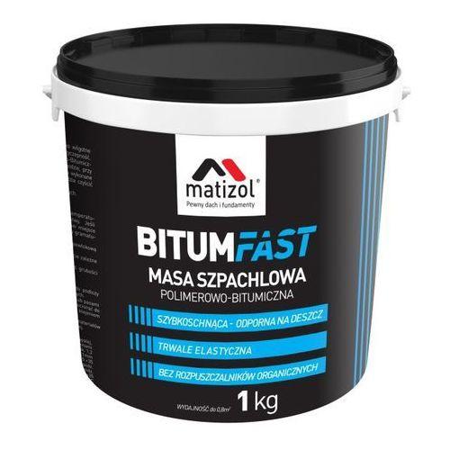 Masa szpachlowa Matizol Bitumfast 1 kg