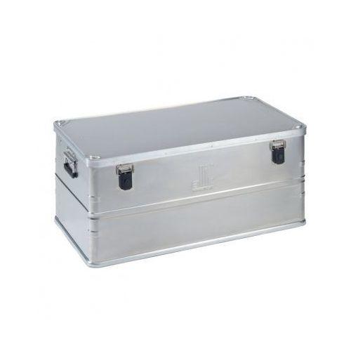 Aluminiowa skrzynka transportowa, 90 L, 780x380x380 mm