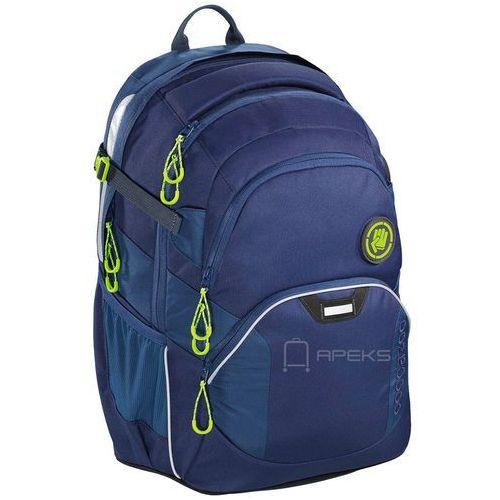 "Coocazoo JobJobber II plecak szkolny 45 cm / laptop 15,4"" / Seaman - niebieski (4047443340764)"