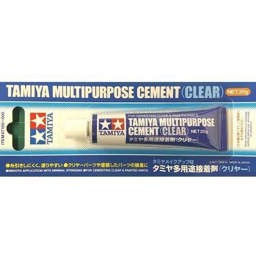 Klej przezroczysty Multipurpose Cement Clear, 87188