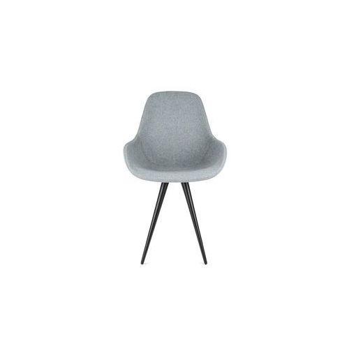 Kubikoff Krzesło ANGEL CONTRACT BLACK DIMPLE POP wełna angelcontrdimplepop-wool BLK