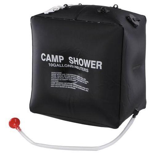 Prysznic turystyczny MFH (40 l) czarny