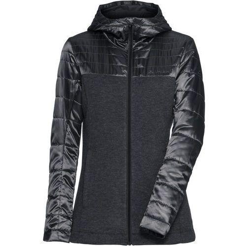 Vaude godhavn padded jacket ii kurtka kobiety czarny eu 36 2018 kurtki zimowe i kurtki parki