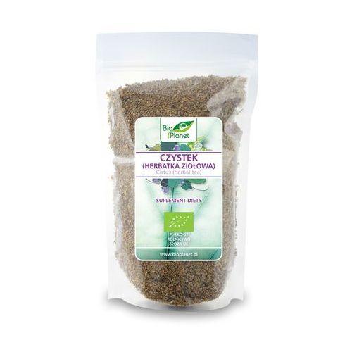 Bio planet Czystek herbata zdrowotna 250 g (5907709953628)