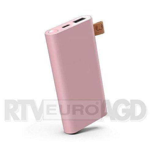 Powerbank FRESH N REBEL 6000 mAh USB-C Różowy (8718734658184)