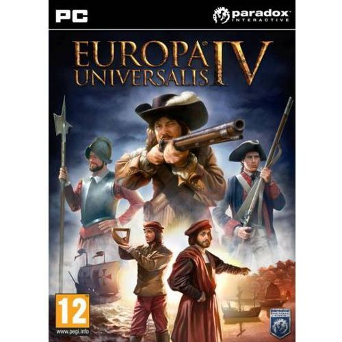 Europa Universalis 4 Conquest Collection (PC)
