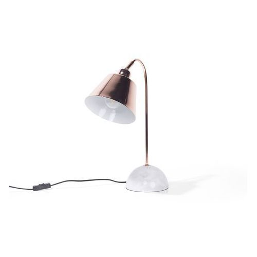 Lampka stołowa miedziana TARA (4260586357929)